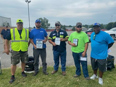 Mechanic Winners